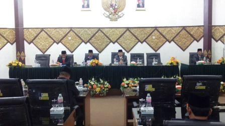 DPRD Padang Sebut Kinerja PDAM Buruk