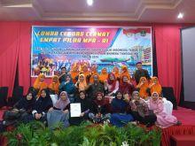 SMA Negeri 1 Banuhampu Agam Kembali Wakili Sumbar dalam Lomba LCC Empat Pilar di Senayan