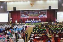Wisuda 223 Santri, Pesantren Insan Cendekia Sumbar Siapkan Lulusan Ulama Cendekiawan