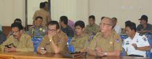 Ketua Komisi A DPRD H. Fitrial Bachri Minta Sekdako Tegur SKPD tak Datang Raker