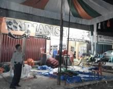 Pasang Tenda Pelaminan, Dua Tewas Tersengat Listrik di Koto Agung Dharmasraya