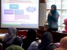BPJS Cabang Solok Sosialiasikan Program JKN-KIS