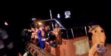 Perahu Karam di Laut Pulau Nuko, Dua Nelayan Mentawai Berhasil Dievakuasi Tim SAR Gabungan