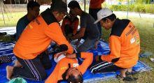 Rawan Bencana, Warga Delapan Desa di Mentawai Dilatih Tangguh Bencana