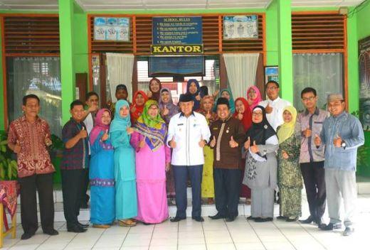 Berprestasi di Tingkat Nasional, SD Percobaan Diapresiasi Pemko Padang