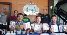 Pegawai Bapenda Padang yang Terjaring OTT Pungli Diberhentikan Sementara