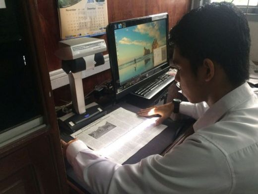 Magang Di Humas Setdako Padang Panjang, Mahasiswa IAIN Batusangkar Mengaku Terkesan