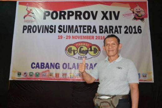 Porprov XIV Sumbar 2016, Pasaman Barat dan Sawahlunto Borong Dua Emas Binaraga
