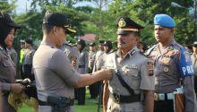 Kapolsek Tanjung Gadang Sijunjung Disertijabkan dari Iptu Zamrinaldi kepada AKP Safrizal Nanin
