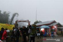 Lima Pendaki Asal Agam yang Hilang di Gunung Marapi Ditemukan di Rimbo Kalam