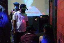 Satpol PP Padang Sosialisasikan Protokol Kesehatan di Tempat Hiburan