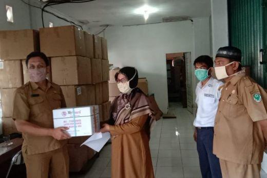 Dinas Kesehatan Pasaman Barat Bagikan APD Senilai Rp2,1 Miliar