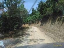 Perlancar Transportasi Warga, Jalan Nagari Labuah Panjang Kabupaten Solok Diperlebar