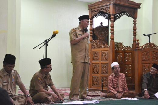Masjid Nurul Iman Padang Menjadi Masjid Agung