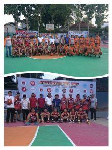 25 Tim Basket Sumbar Ikuti Halilintar Cup 2019 di Bukittinggi