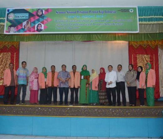 Padang Panjang Tuan Rumah Seminar Nasional DPD PPGI