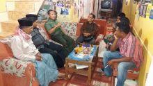 Perkokoh Silaturahmi, Dandim 0304 Agam Datangi Ninik Mamak dan Pemuda di Palupuah