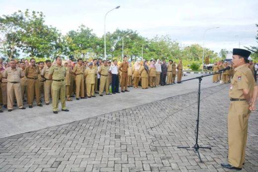 Sekdako Asnel Informasikan Upaya Peningkatan Kinerja Bagi ASN Padang