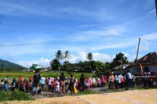 Pengunjung yang datang. (Foto-Foto: dok Tya Setiawati)