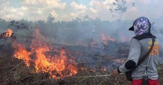Waspada... Selain Rawan Longsor, Jalur Mudik Sumatera Juga Rawan Kebakaran Hutan