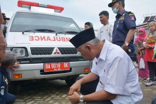 Periksa Mobil Dinas, Walikota Padang: Masih Diizinkan Dipakai Pergi Lebaran