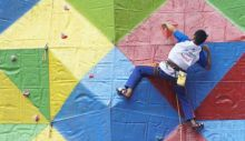 160 Atlet Nasional Ikuti Kejurnas Panjat Tebing di Sawahlunto Sumbar