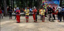 Kepulauan Mentawai Juara Umum Jambore BPBD se-Sumbar