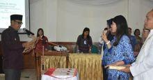 79 PNS Kepulauan Mentawai Terima SK 100 Persen