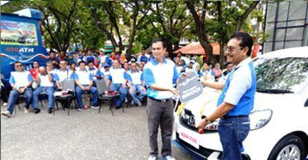 Kabar Gembira, Alek Sikoci Bank Nagari Berhadiah Grandprize Satu Unit Mobil Honda HR-V
