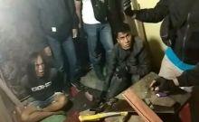Bandar Narkoba di Agam Diciduk Polisi saat Sembunyi di Loteng Rumahnya