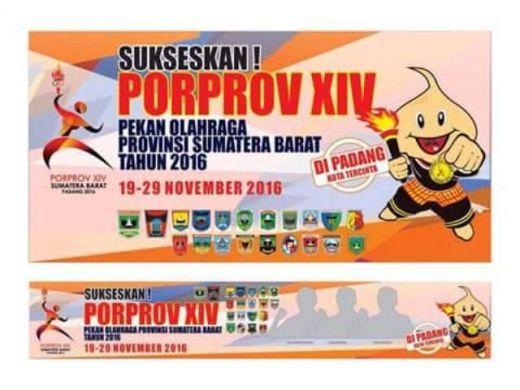 Porprov XIV Sumbr 2016, Padang Masih Rajai Perolehan Medali