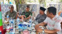 Syahbuddin Dutuk Sinaro Hibahkan Tanah untuk TNI, Danrem Terharu