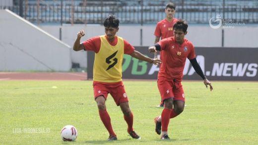 Jayus Hariono Masih Canggung Rekam Latihan Sendiri