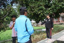 Momen Ramadan, Walikota Hendri Arnis Himbau Masyarakat Terus Terapkan Budaya Bersih