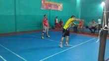 Meriahkan HUT Bhayangkara ke 73, Polres Pasaman Gelar Pertandingan Badminton