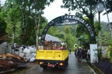 Tempat Pembuangan Sampah Akhir Sungai Andok Padang Panjang Telah Dibuka Kembali