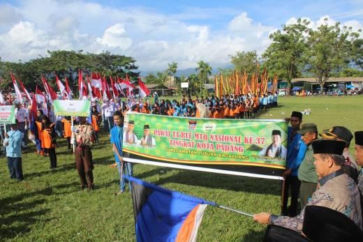 MTQ ke-37 Kota Padang Digelar, Wawako: Padang Begitu Religius
