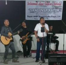 Sahabat Sang Inspirator Bayuaji Yudha Prajas Gelar Acara Perpisahan di Bukittinggi