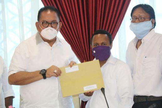 Audiensi dengan Ketua DPRD Sumut, SPRI Dapat Dukungan Politik