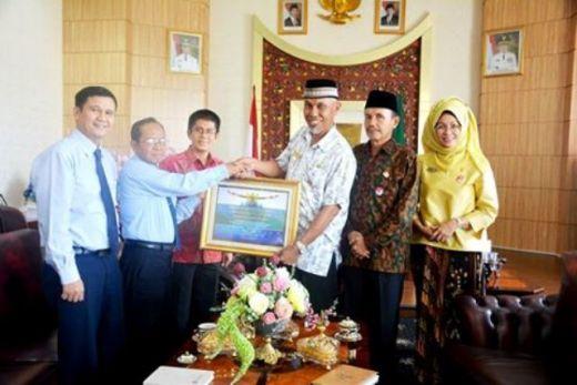 Raih Penghargaan Menkeu RI, Bonus DID Kota Padang Meningkat 1000 Persen