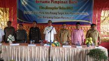 Walinagari dan Camat Ikut Sukseskan UN di Kabupaten Solok