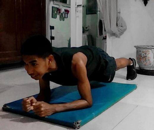 Atlet Pelatda DKI Jakarta Jalankan Program Latihan Mandiri