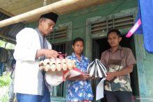 Pemerintah Nagari Sikucur Timur Upayakan Keluarga yang Tinggal di Bekas Kandang Kambing Masuk BDT Warga Miskin
