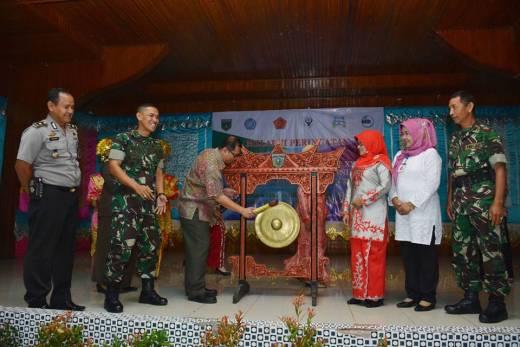 Tiga Kegiatan Penting Diperingati Secara Serentak di Kota Padang Panjang