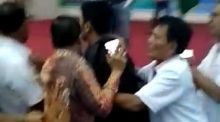 Wagub Sumbar Sesalkan Adu Jotos Wakil Ketua KONI dan Pejabat Dispora