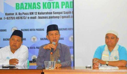 Baznas Kota Padang Raker, Episantoso: Kami Mengevaluasi Kinerja