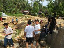 Elvi Amri: Berkat Batu Bronjong Petani Koto Tuo Kembali Bertanam Padi