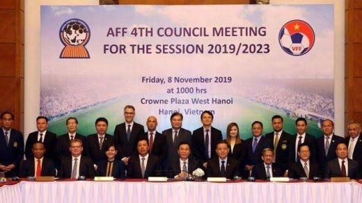 AFF Jadwal Ulang Empat Turnamen Tahun 2020