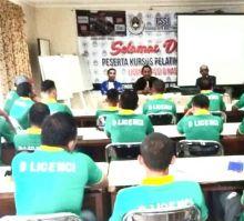 Askot PSSI Bukittinggi Gelar Kursus Pelatih Sepakbola Lisensi D Nasional