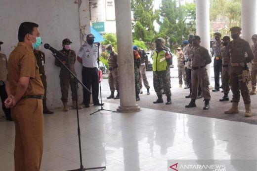 Warga Padang Panjang Diimbau Serius Sikapi Aturan PSBB